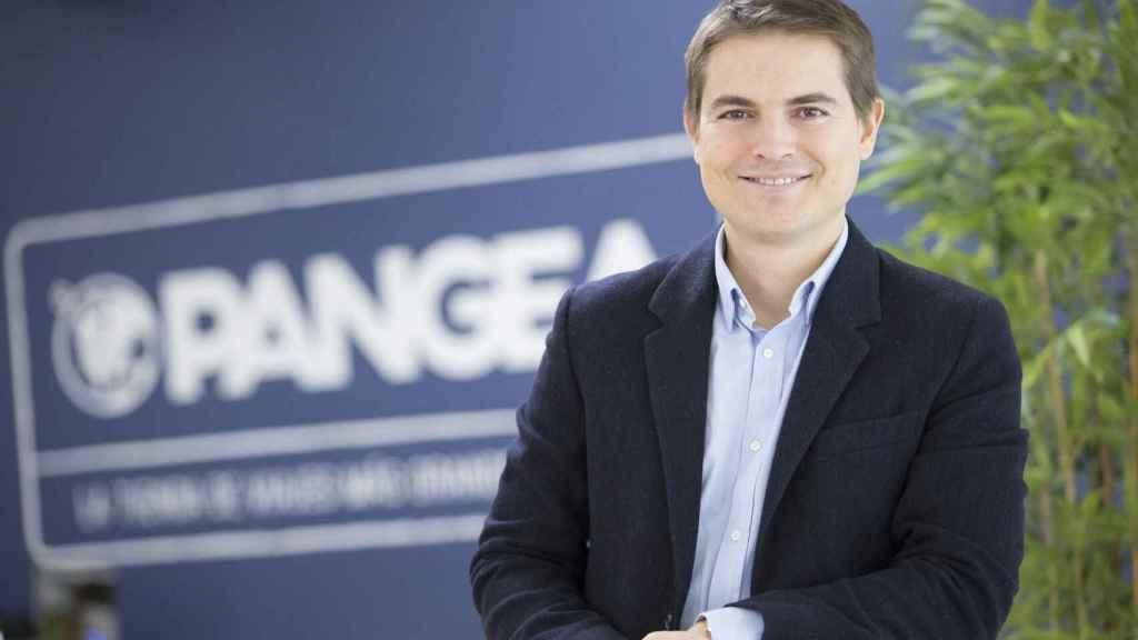 David Hernández Pumarega, CEO y fundador de Pangea.