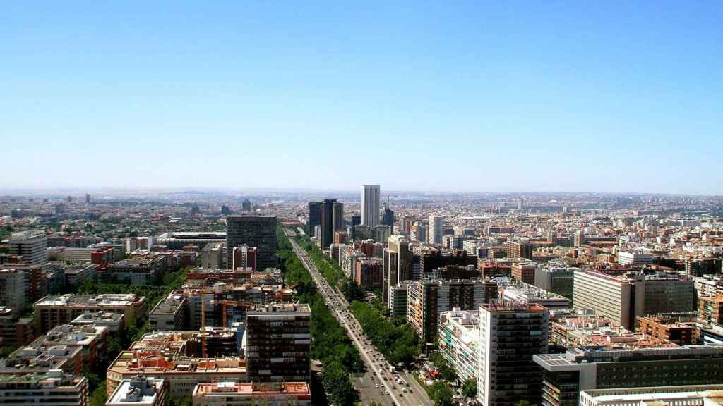 imagen de Madrid.