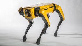 Boston Dynamics se ha caracterizado por sus robots cuadrúpedos.
