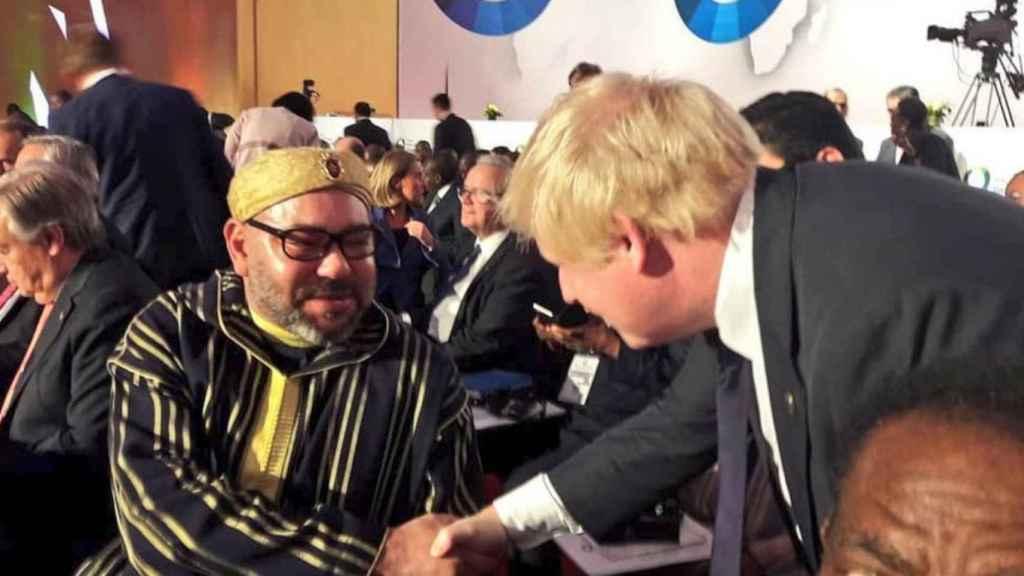 Marruecos cuenta también con el apoyo de Reino Unido para aislar a España en la cuestión del Sáhara