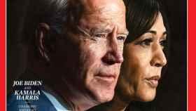 Joe Biden y Kamala Harris, Personas del Año 2020 para la revista 'Time'.
