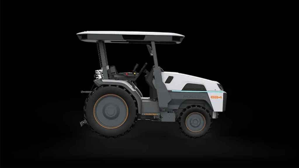 El Monarch Tractor tiene un precio de 50.000 dólares.