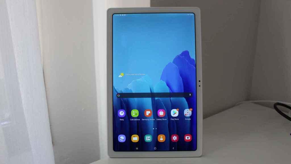Samsung Galaxy Tab A7, entre los chollos de El Corte Inglés.