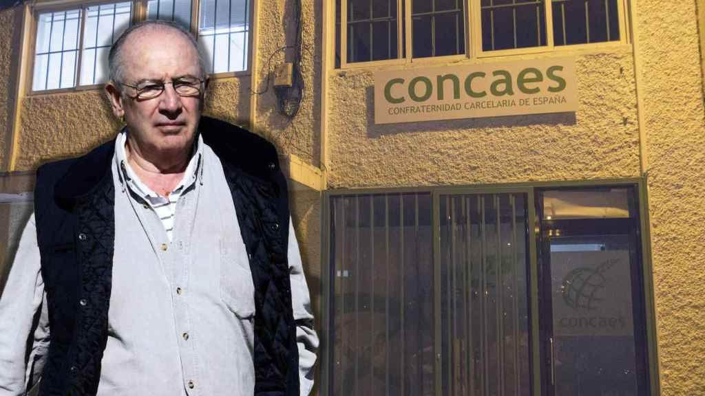 Rodrigo Rato recibe terapia psicológica una vez a la semana en la Confraternidad Carcelaria de España.