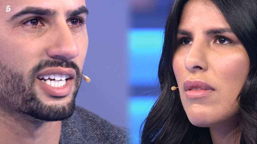 Asraf le confesó a Isa Pantoja el problema de salud que padecía.