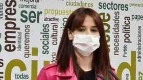 Diana López, diputada regional del PSOE