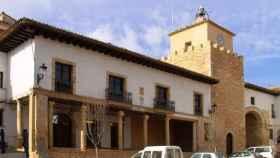 Ayuntamiento de Iniesta (Cuenca)