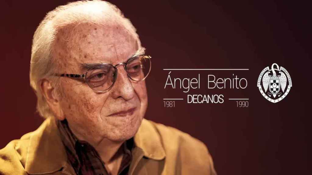 Ángel Benito.