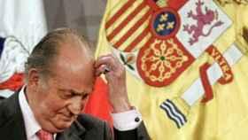 Juan Carlos I, en una imagen de archivo./