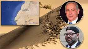 Mohamed VI y Netanyahu sellan una alianza para el reconocimiento del Sáhara Occidental.