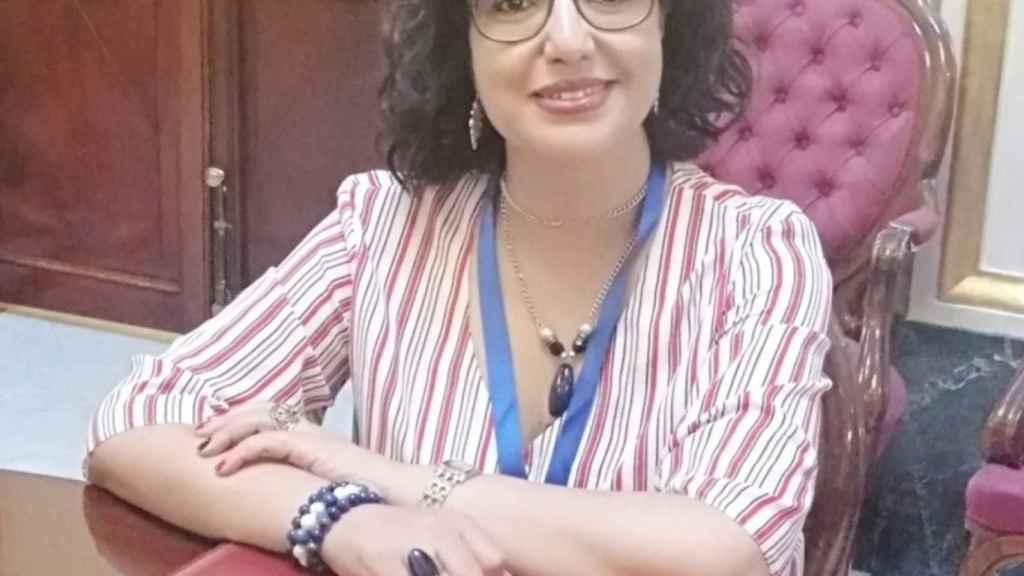 Sabah Yacoubi, presidenta de la Asociación de Trabajadores Inmigrantes Marroquíes (ATIM).