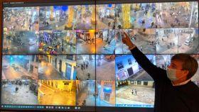 Cincuenta efectivos evitarán las aglomeraciones del centro de Málaga tras abrirse la movilidad