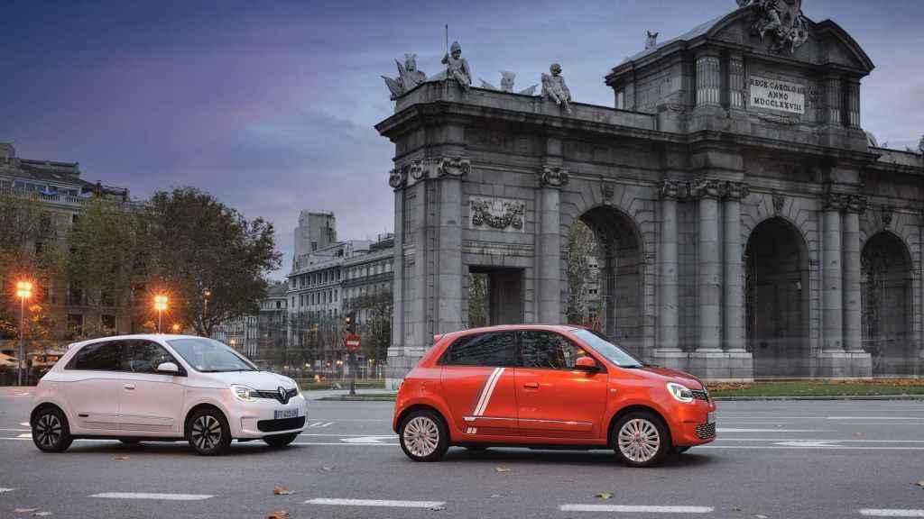 Desde su inicio se han vendido 3,75 millones de unidades del Renault Twingo.