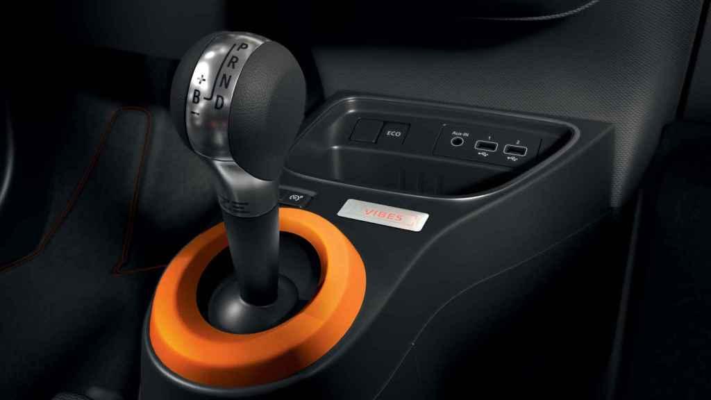 Todos los eléctricos son coches automáticos.