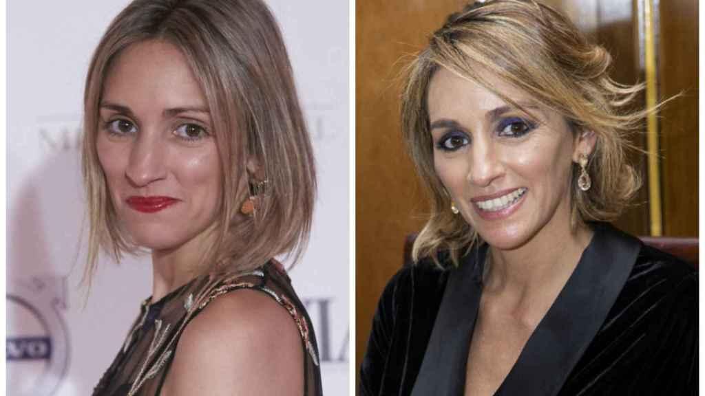 Beatriz Tajuelo, su antes y después en montaje de JALEOS.