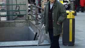 Un jubilado en una imagen de archivo.