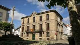 La Casa Cornide, propiedad de la familia Franco.