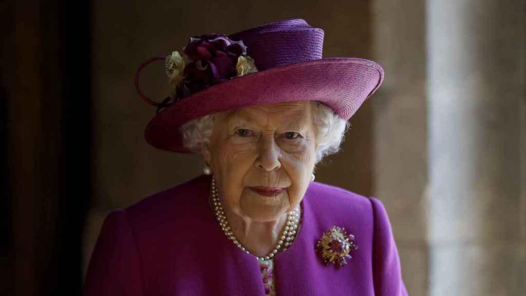 Isabel II en una imagen de archivo.
