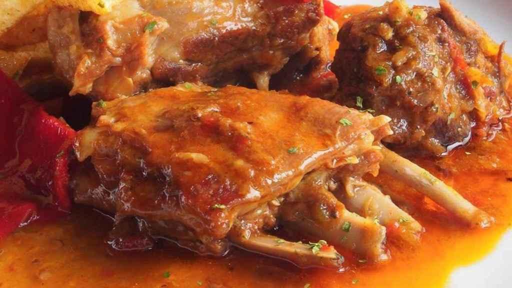 Llar de Viri. Restaurante reconocido con Bib Gourmand