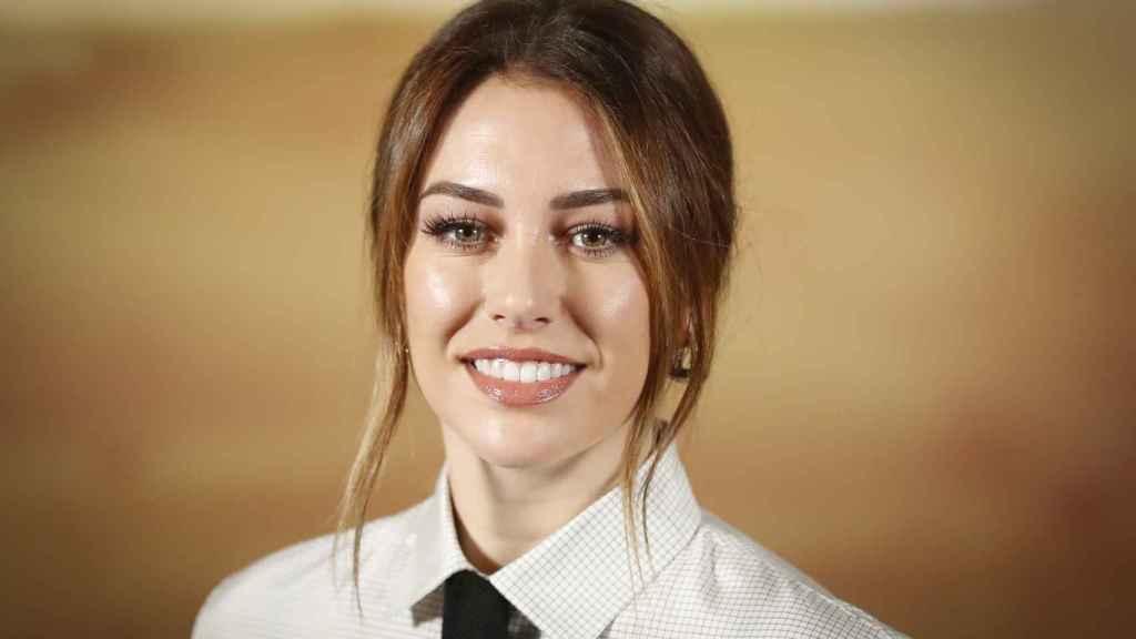 Blanca Suárez ha reaparecido en un evento publicitario.