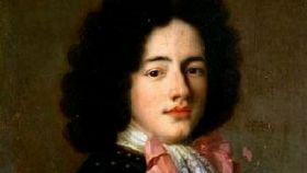 Luis de Borbón, hijo del Rey Sol.