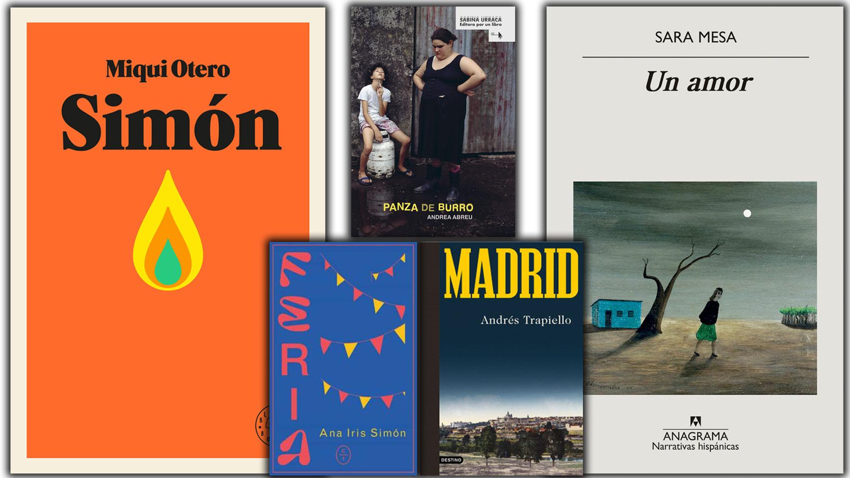 Los mejores libros del año.