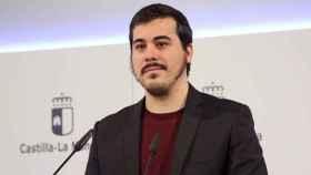 José Luis García Gascón, secretario general de Podemos Castilla-La Mancha
