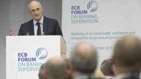 Andrea Enria, presidente del Consejo de Supervisión del BCE   BCE