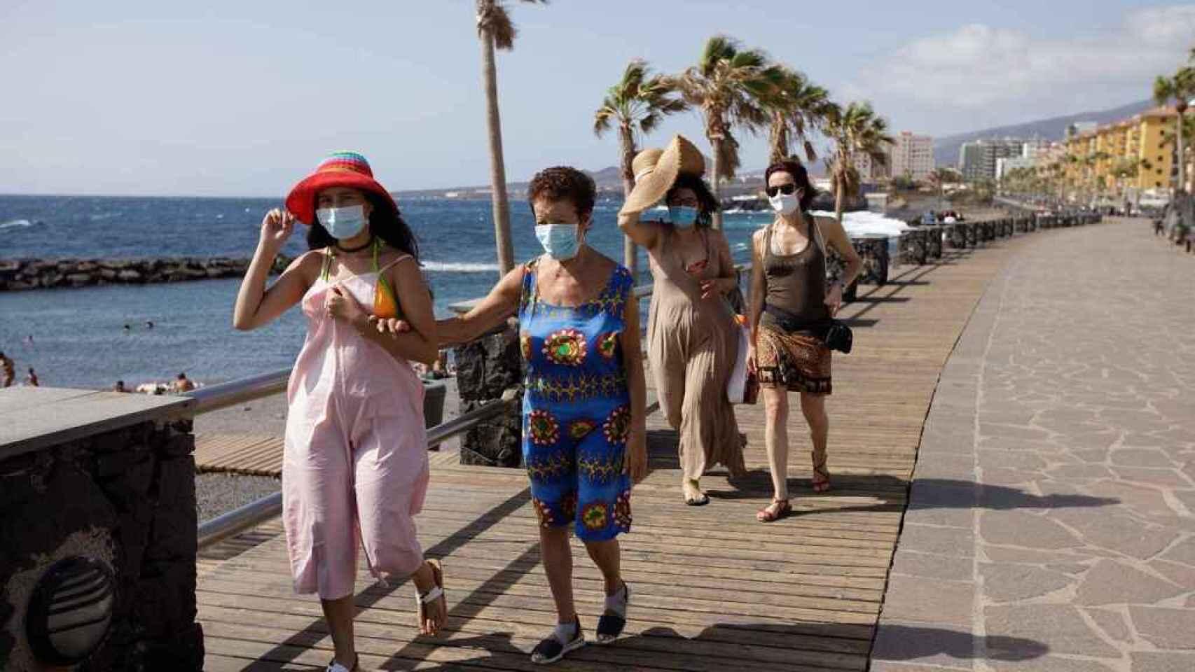 El sector turístico ha caído más de un 75% en 2020 lastrado por la pandemia.