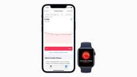 Medición de capacidad cardiorespiratoria con el Apple Watch