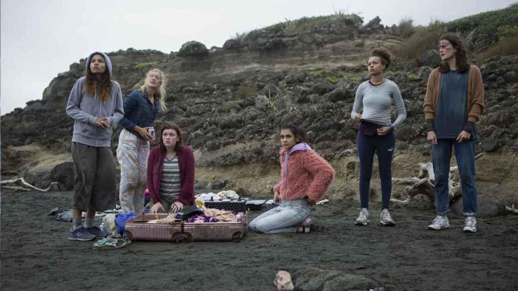 'The Wilds', la nueva serie juvenil con misterio en una isla desierta