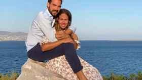 Felipe de Grecia y Nina Flohr en una imagen de sus redes sociales.