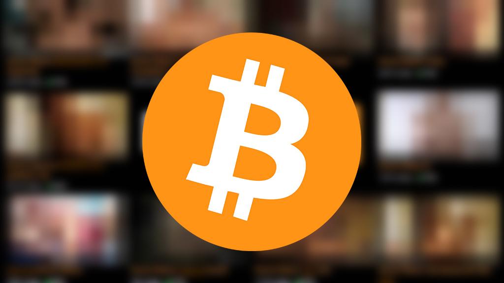 Logo de bitcoin.