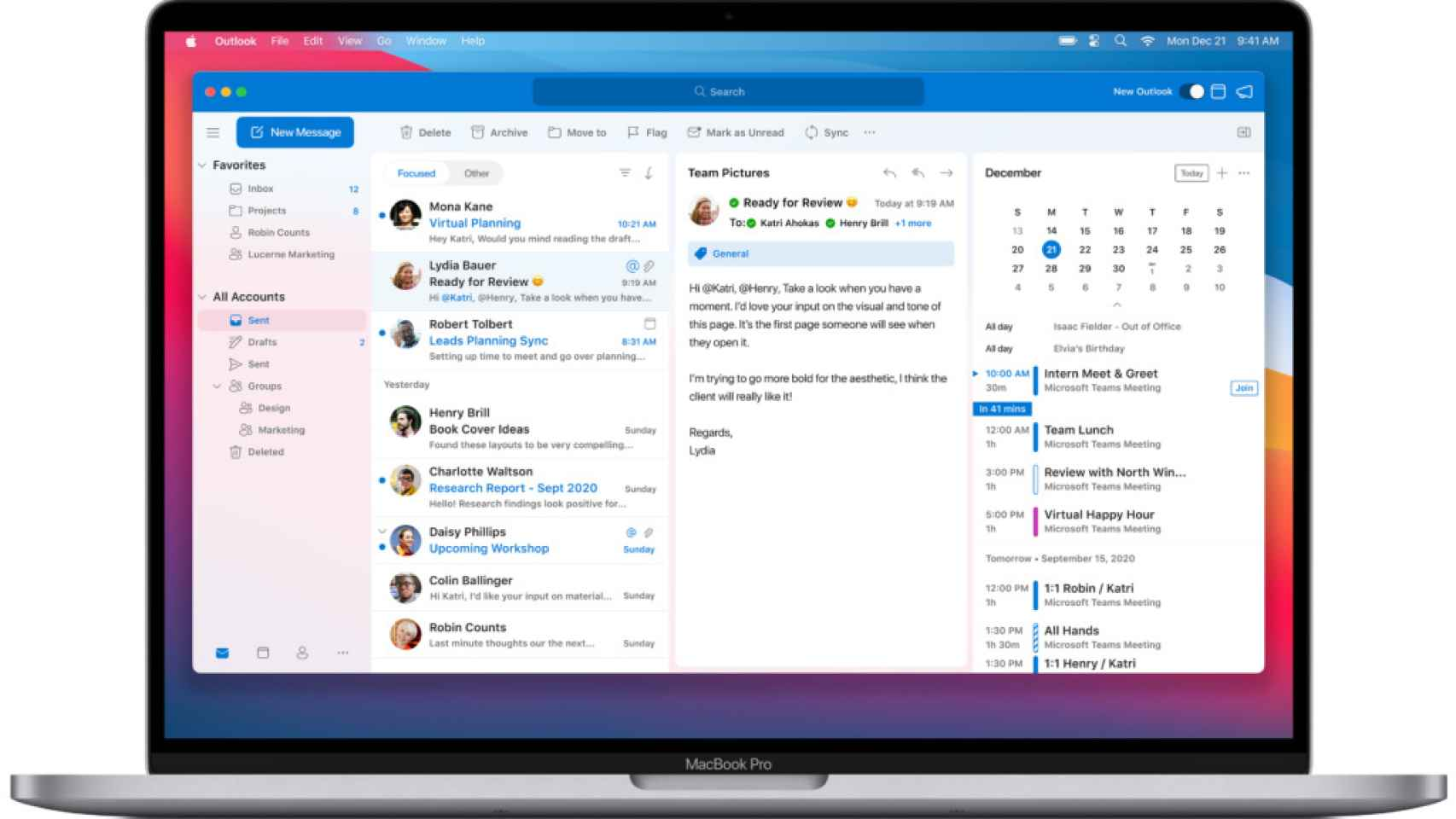 Las aplicaciones de Microsoft 365 ya se ejecutan de forma nativa en Mac con M1