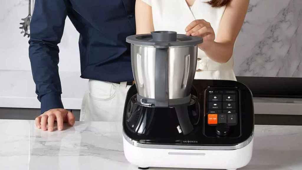Robot de cocina.