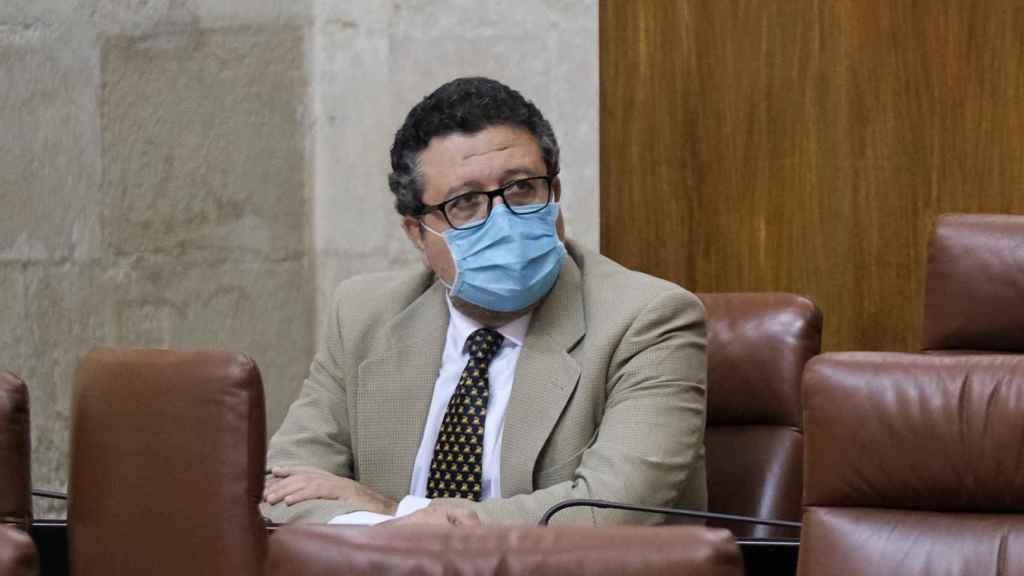 El juez Serrano, exparlamentario andaluz por Vox