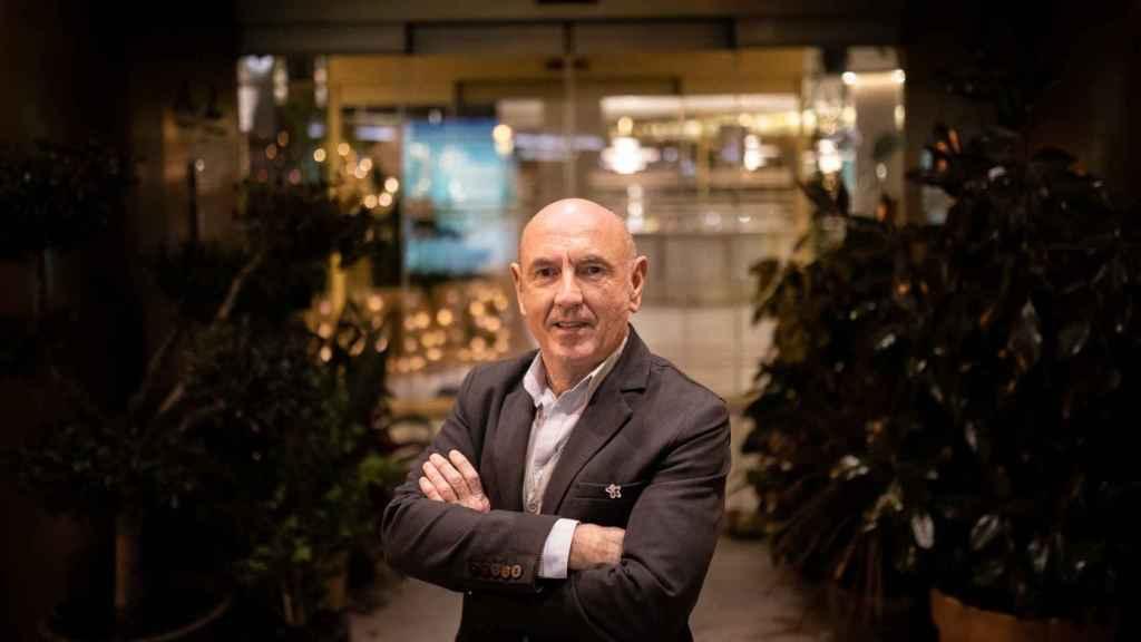 Iñaki Arteta acaba de ser galardonado con el Premio Derechos Humanos Adolfo Suárez 2020.