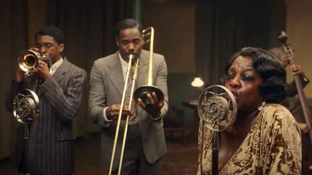 Viola Davis en la película.