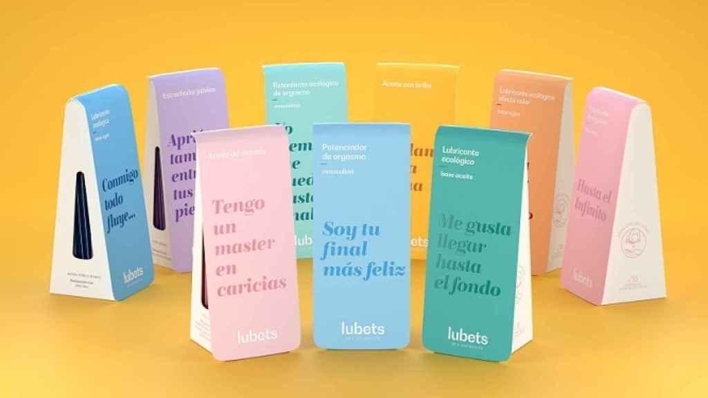 Paquetes de Lubets.