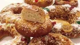 Roscones de Reyes. Imagen: gastroactitud