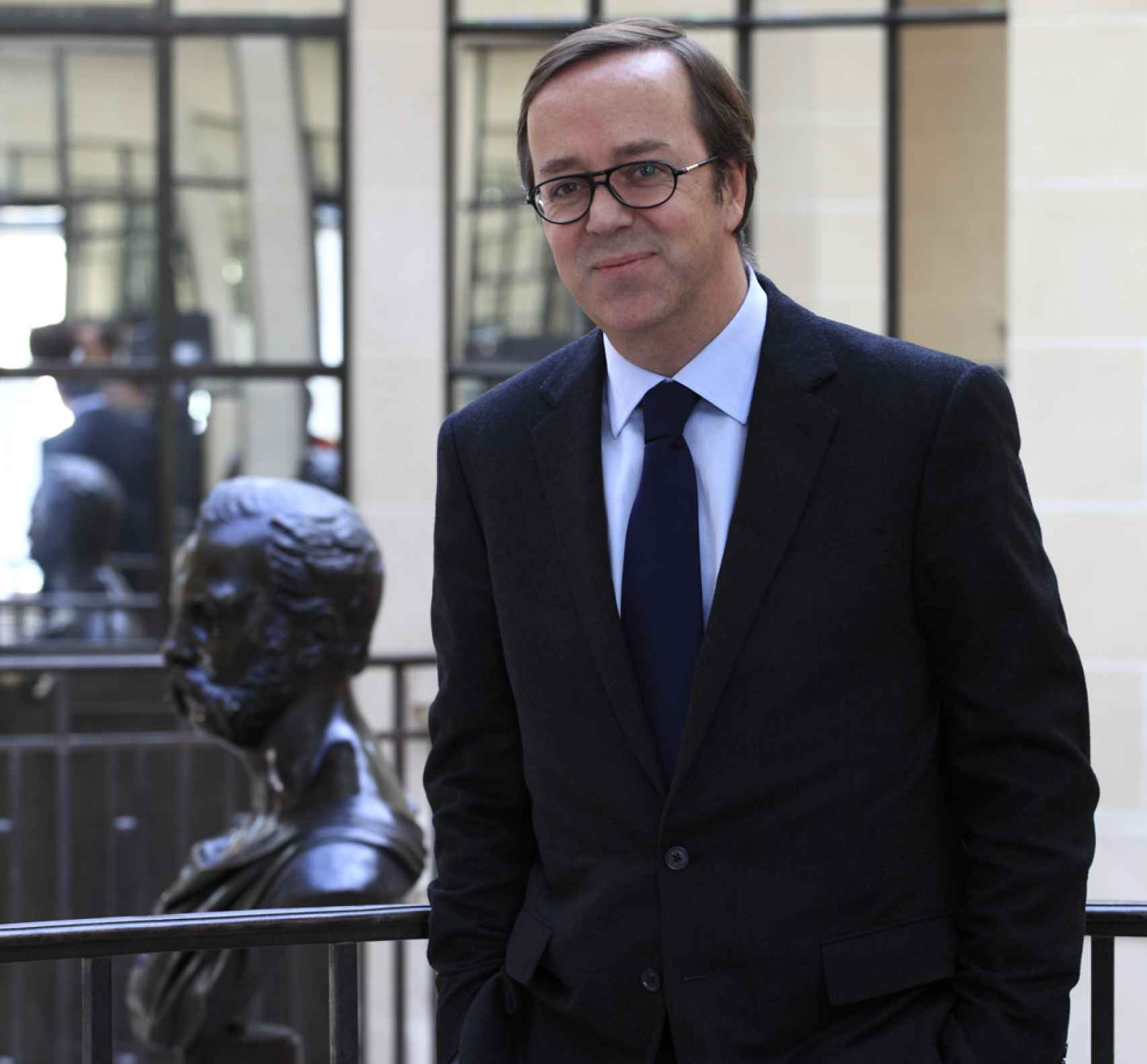 Frédéric Rouzaud, propietario y Director General de Louis Roederer.