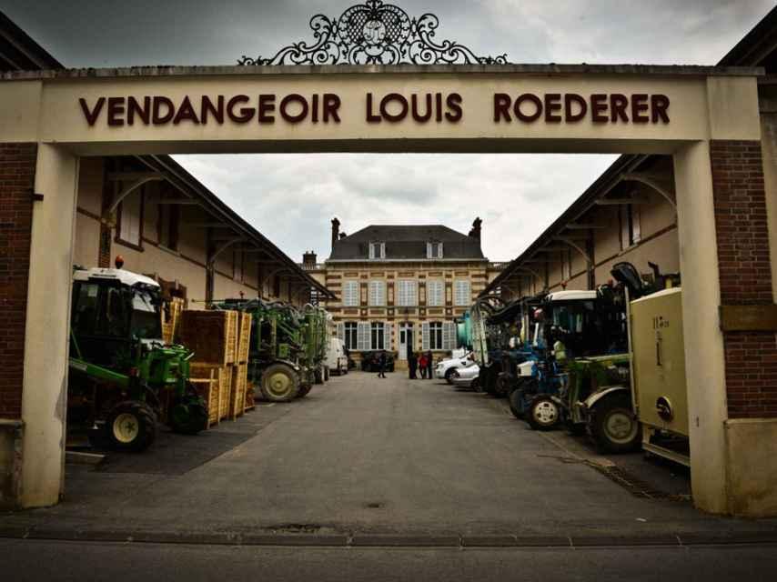 Maison Louis Roederer.