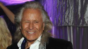 Peter Nygard, durante un evento en Los Ángeles.