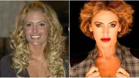 El antes y el después de Ivonne Armant en montaje de JALEOS.