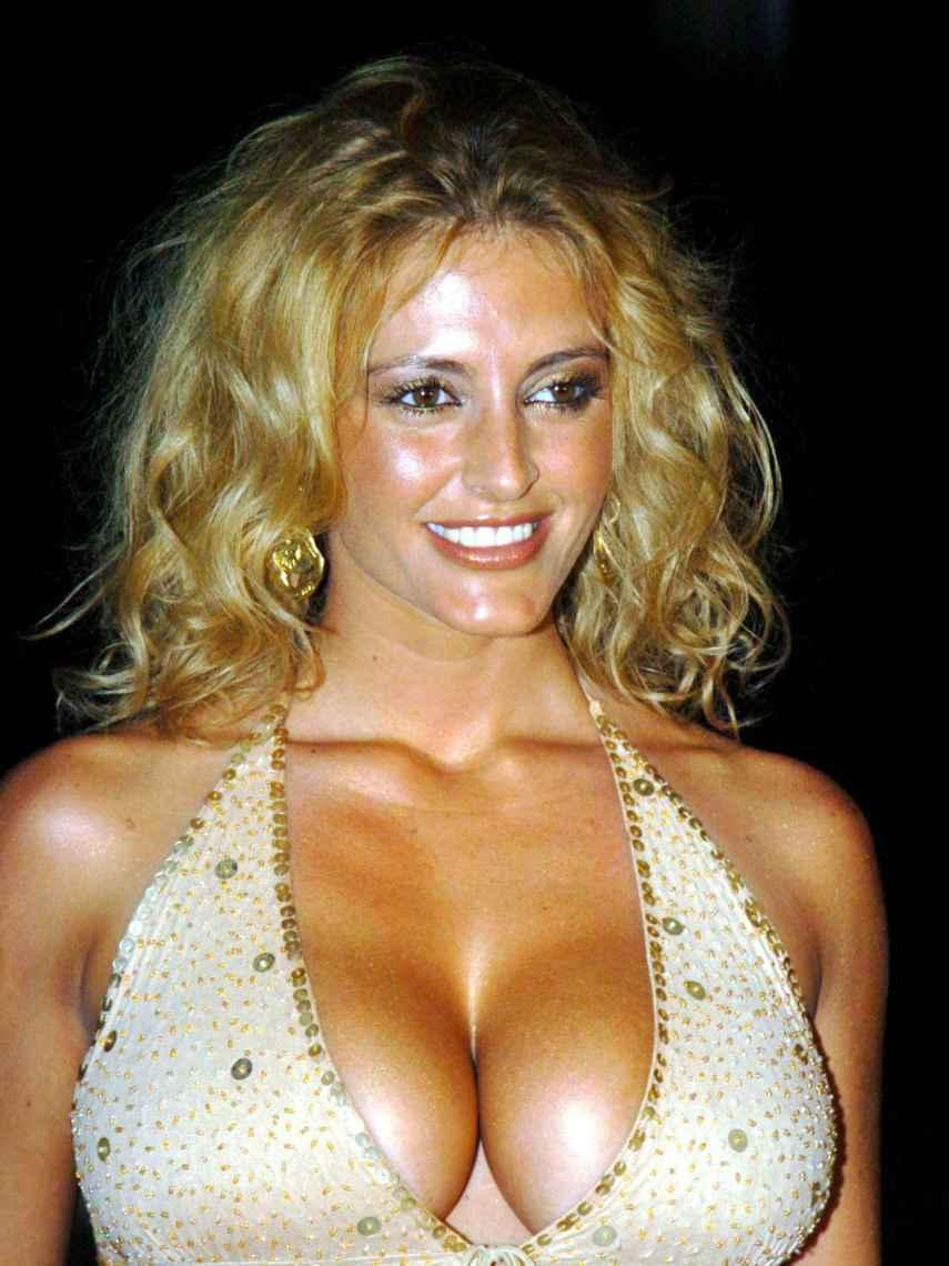 Ivonne Armant se dio a conocer en España en el año 2001.