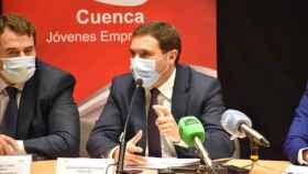 El presidente de la Diputación de Cuenca, Alvaro Martinez Chana. Foto: Diputación
