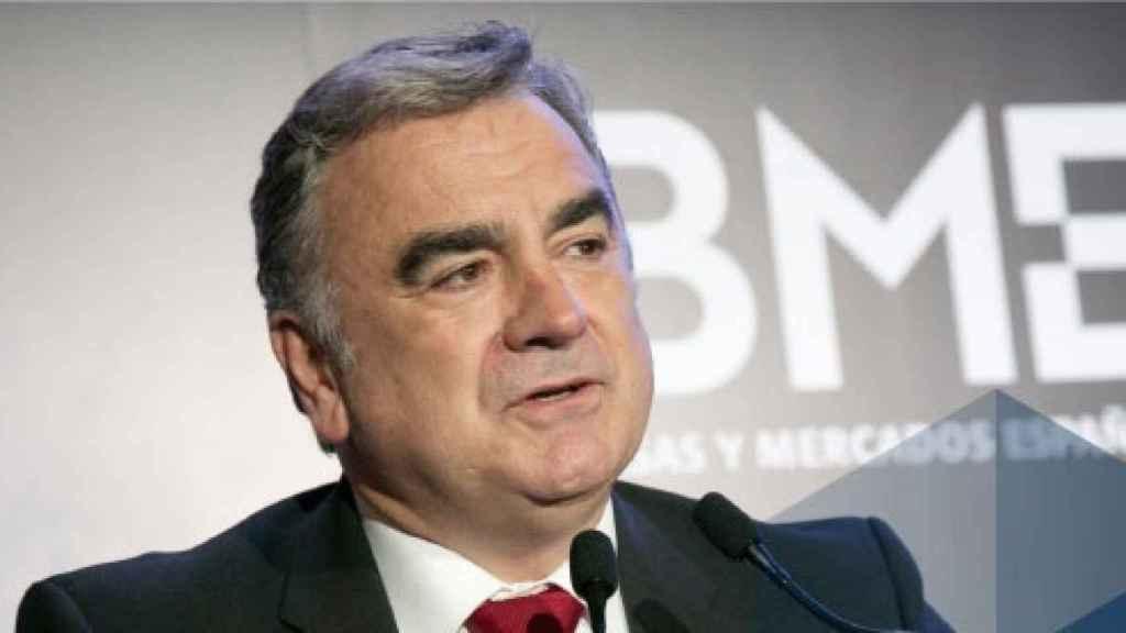 El consejero delegado de BME, Javier Hernani.