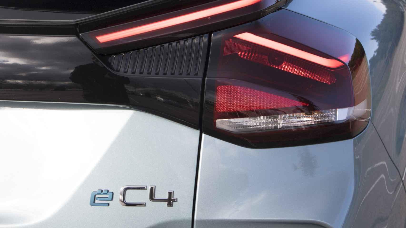 Todas las fotos del nuevo Citroën ë-C4: un compacto eléctrico rival del Volkswagen ID.3