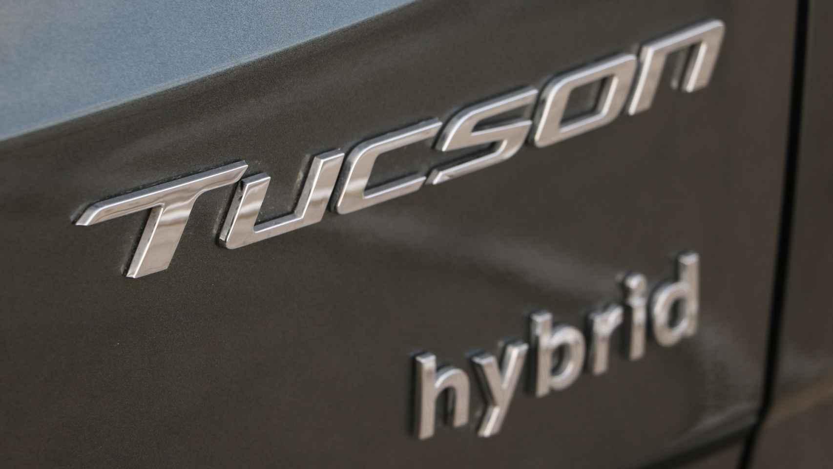 Nuevo Hyundai Tucson 2021: todas las fotos de este SUV híbrido