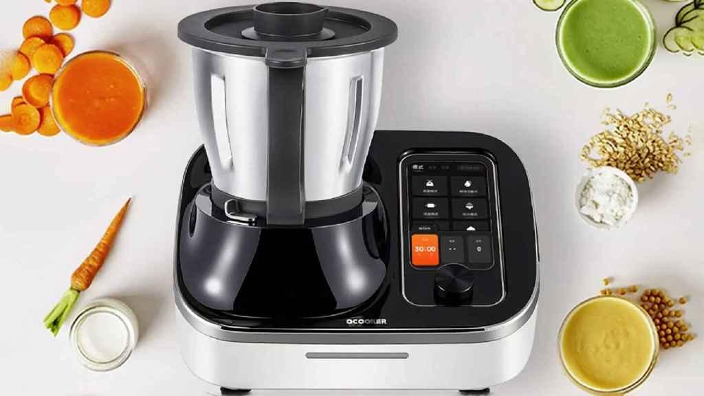 Robot de cocina de Xiaomi.